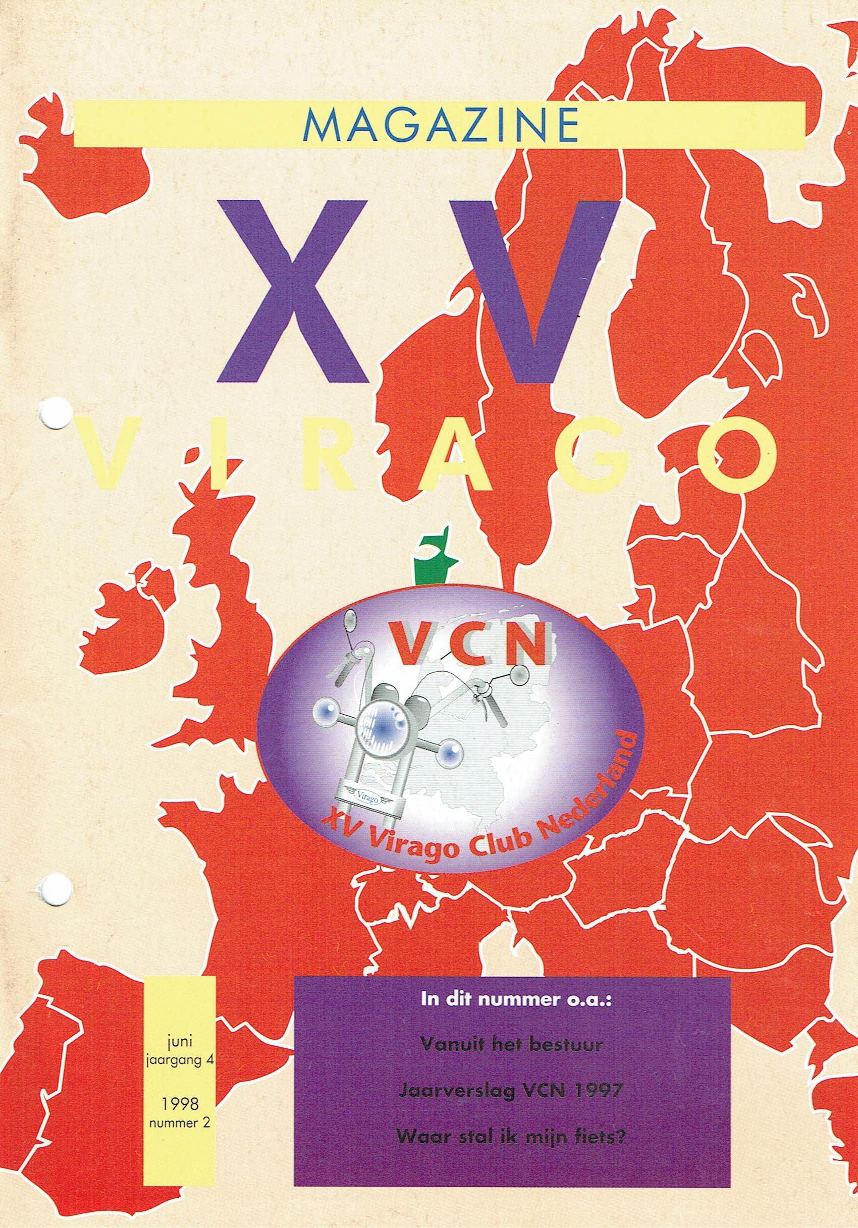 Magazine 1998-2